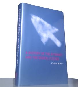 Cover of A history of the Internet and the digital future